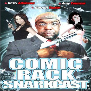 Comic Racks Snarkcast