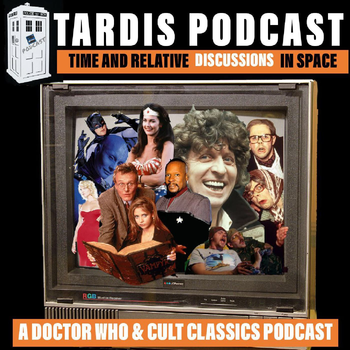 The Tardis podcast