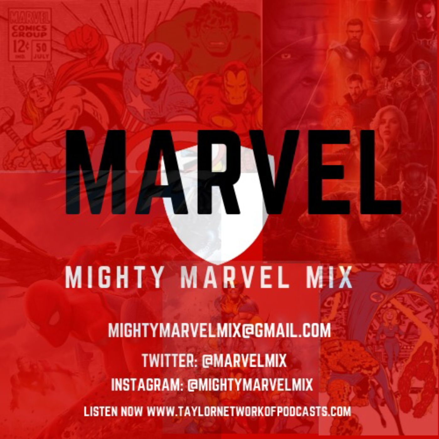 Mighty Marvel Mix