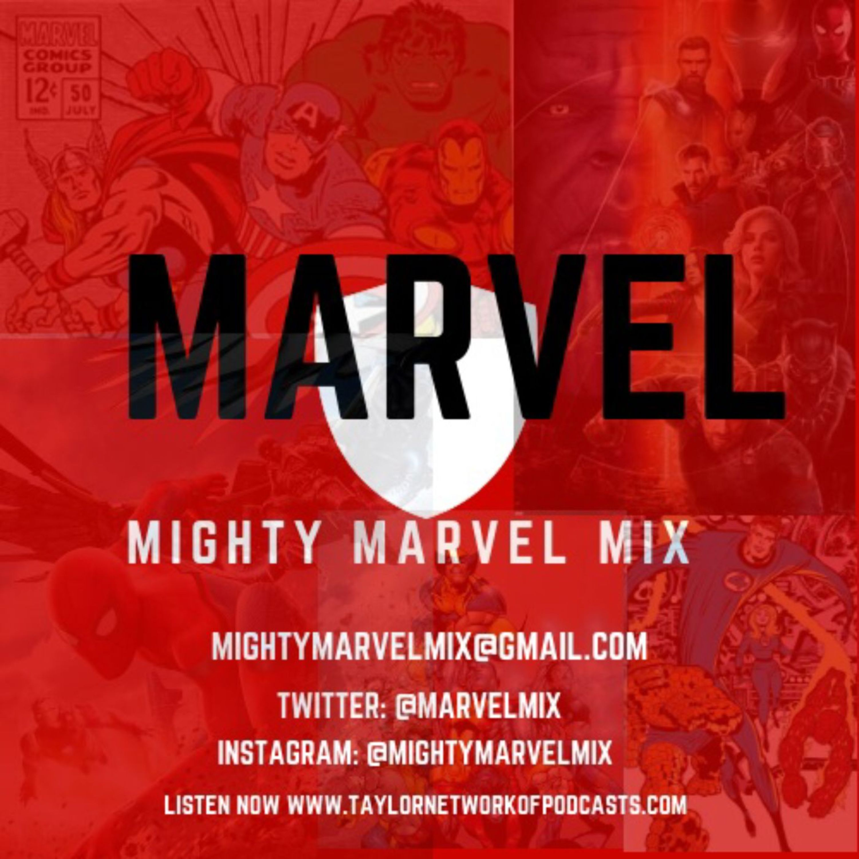 Mighty Marvel Mix Episode 38 Finales