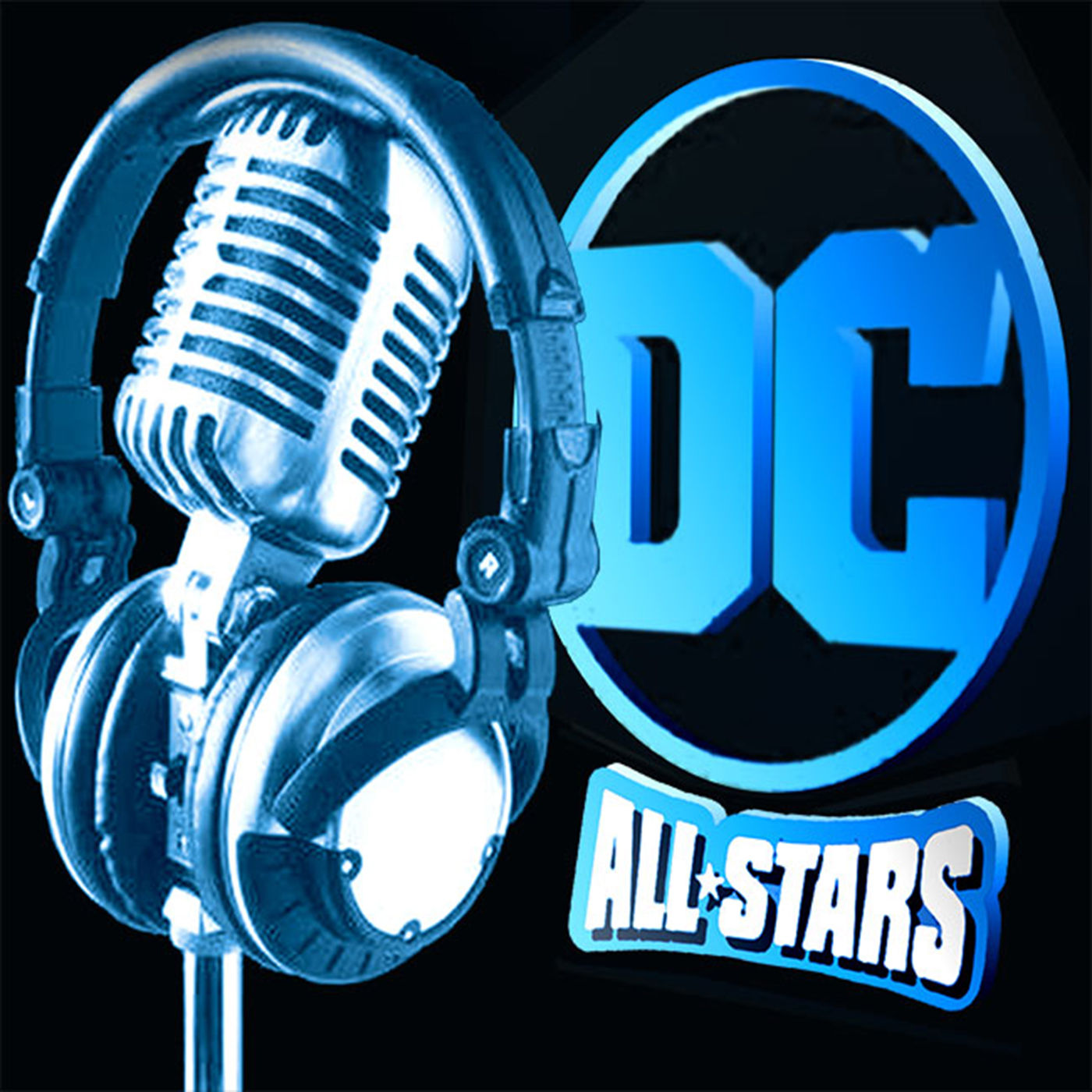 DC All Stars podcast